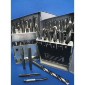 Bottom Tap & Drill Set (Imperial Coarse)
