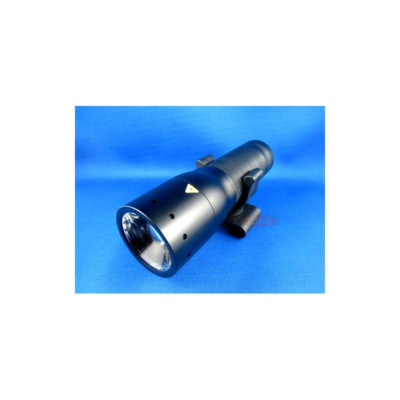Lenser M14 High Intensity Flashlight