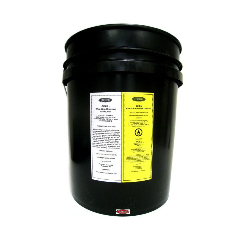 WiLD Wire Rope Lubricant 19 L