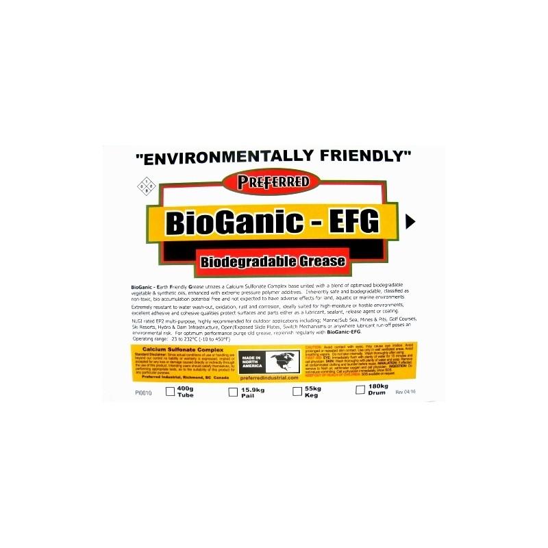BioGanic EFG (15.9kg Pail)