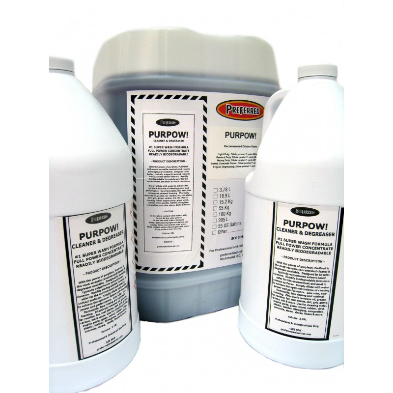 PurPow! Degreaser (4 x 4L)