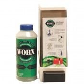 Worx Hand Cleaner 1lb Dispenser with 6 oz Refill
