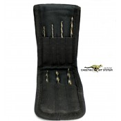 Cheetah Quick Release Drills 7pc Pouch Set