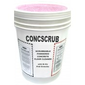 ConcScrub Concrete Floor Cleaner 20kg Pail