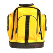 All Weather Vinyl Tool Backpack