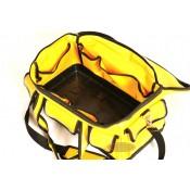 All Weather Vinyl Tool Bag 10 Pocket